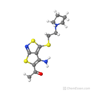3D chemical structure image of AO-476/43362730
