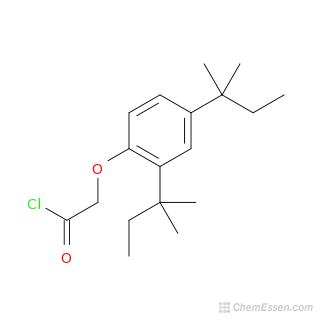 2-[2,4-bis(2-methylbutan-2-yl)phenoxy]acetyl chloride