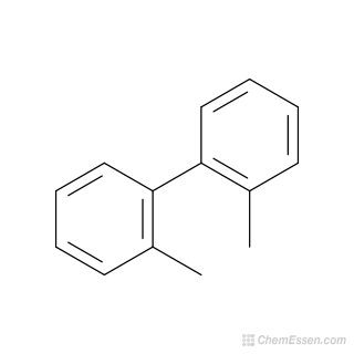2D chemical structure image of 2,2'-Dimethylbiphenyl