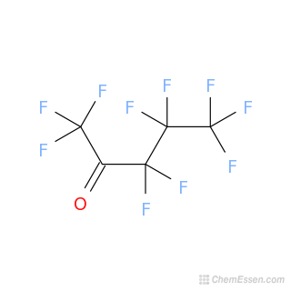 2D chemical structure image of 2-Pentanone, 1,1,1,3,3,4,4,5,5,5-decafluoro-
