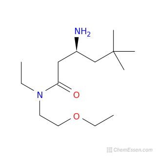 N,n Dimethylhexanamide Chemical Formula of 3-...