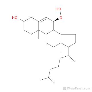Cholesterol 7 Hydroperoxide Formula C27h46o3 Over 100 Million