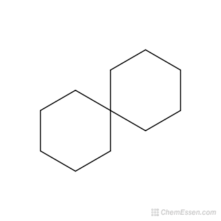 2D chemical structure image of Spiro[5.5]undecane