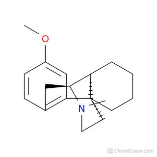 chemical formula of dextromethorphan c18h25no mol instincts